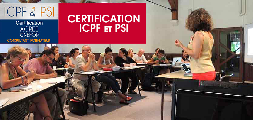 Certification ICPF